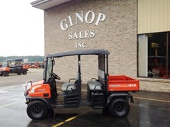 Utility Vehicle For Sale:  2010 Kubota RTV1140CP