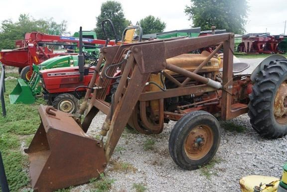 1955 Ford 841 Tractor For Sale
