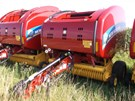 Baler-Round For Sale:   New Holland (NEW) RB450 Net