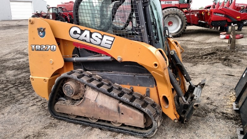 2012 Case TR270 Skid Steer For Sale