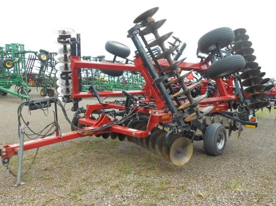 2004 Case IH RMX340 Disk Harrow For Sale