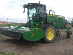 Windrower For Sale 2014 John Deere W235