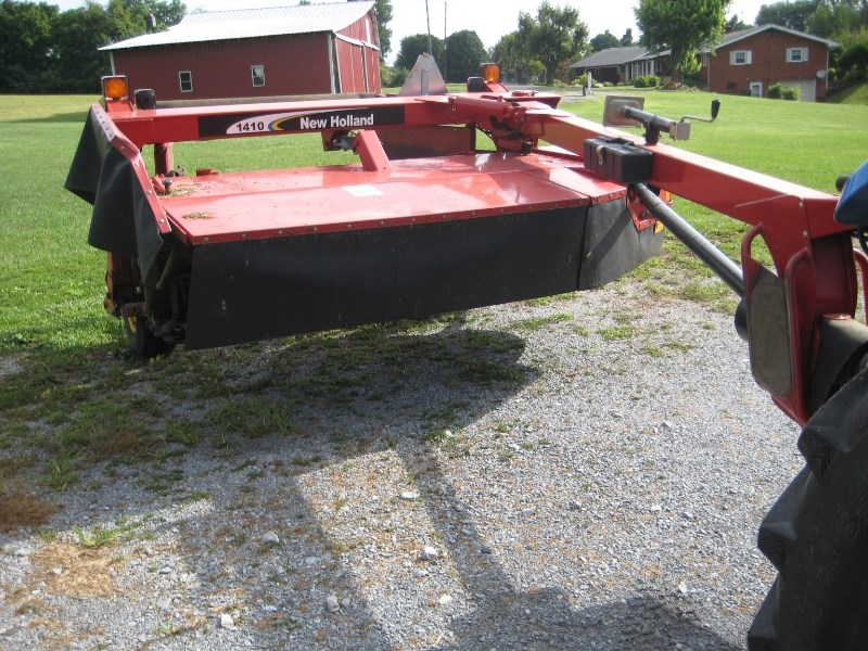 2005 New Holland 1410 Mower Conditioner For Sale