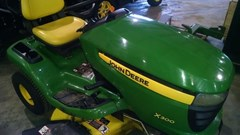 Riding Mower For Sale:  2006 John Deere X300 , 17 HP