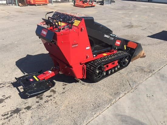 Toro TX525 Compact Loader-Stand On