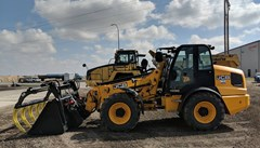 Loader For Sale 2016 JCB TM320