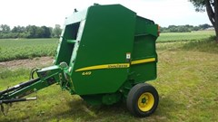 Baler-Round For Sale:  2013 John Deere 449