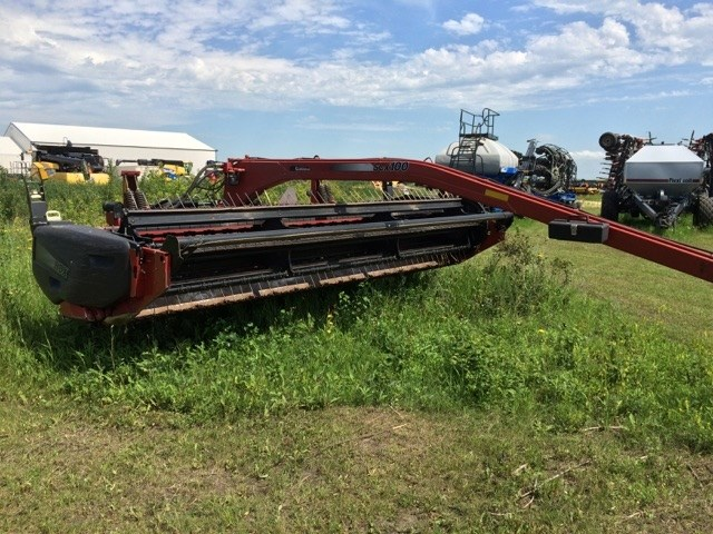 2008 Case IH SDX 100 Windrower-Pull Type For Sale