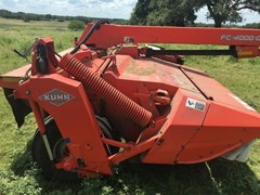 Mower Conditioner For Sale Kuhn FC4000G