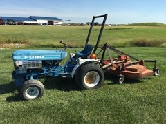 Tractor For Sale:  1985 Ford 1210 , 16 HP