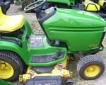 Riding Mower For Sale: 2000 John Deere GT235, 18 HP