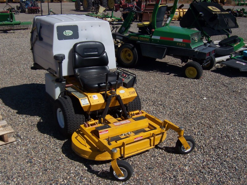 2012 Walker MT23GHS Zero Turn Mower For Sale