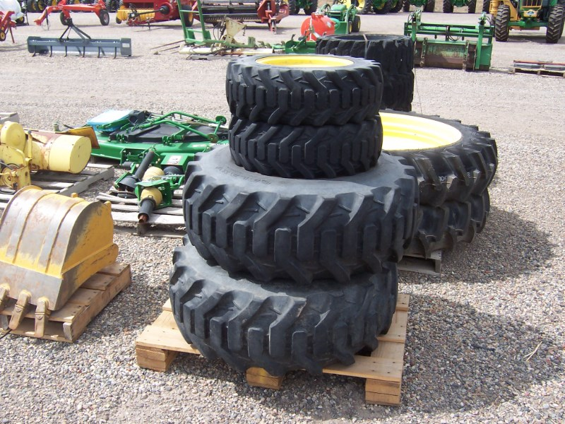 John Deere  Wheels and Tires For Sale