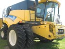 Combine For Sale:  2012 New Holland CR8090