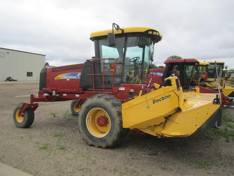 2010 New Holland H8060 Mower Conditioner For Sale