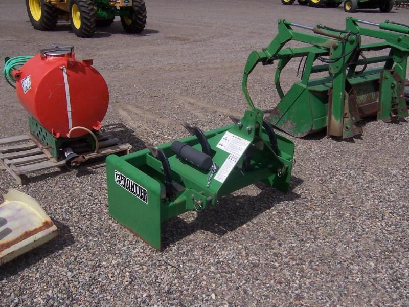 Frontier BB2048 Blade Rear-3 Point Hitch For Sale