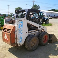 Skid Steer For Sale:  1994 Bobcat 743B