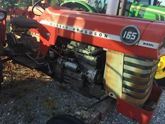 Tractor For Sale:  1970 Massey Ferguson 165 , 58 HP