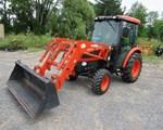 Tractor For Sale: 2011 Kioti DK40SEH, 40 HP