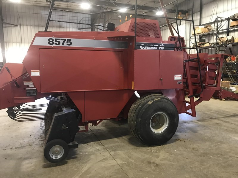 1997 Case IH 8575 Baler-Square For Sale
