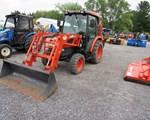 Tractor For Sale:  Kioti DK50SEH