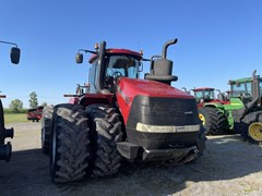 Tractor For Sale 2014 Case IH STX580HD
