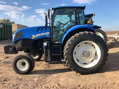 Tractor :  2015 New Holland TS6.120
