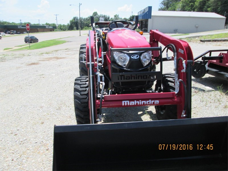 2016 Mahindra 2538 Tractor For Sale