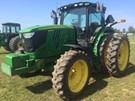 Tractor For Sale:  2012 John Deere 6210R , 210 HP