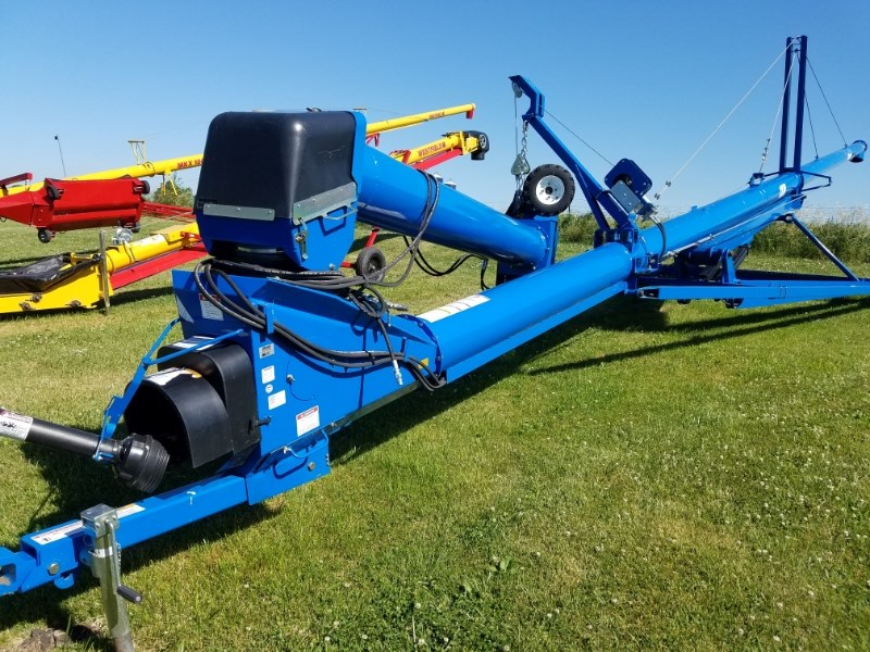 Brandt 1370XL  W/HYD WINCH,HYD. MOVER Auger-Portable For Sale