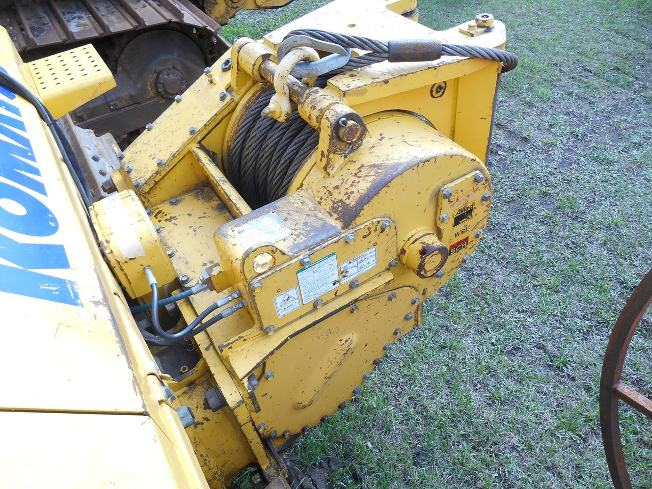 2010 Allied W8L Crawler Tractor Attachment For Sale