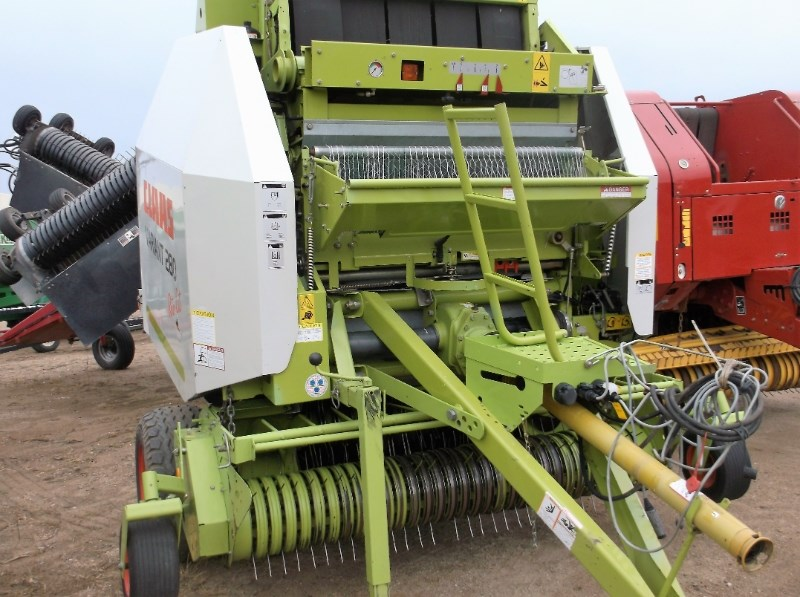 2003 Claas 280RC Baler-Round For Sale