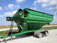 Grain Cart For Sale 2009 J & M 1151