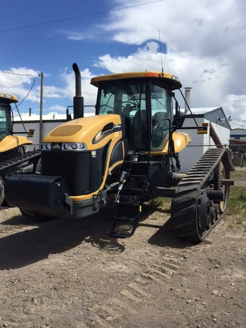2012 Challenger MT765C Tractor For Sale