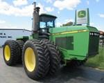 Tractor For Sale: 1991 John Deere 8760