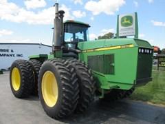 Tractor For Sale:  1991 John Deere 8760 , 300 HP