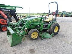 Tractor For Sale 2008 John Deere 2720 CUT , 24 HP