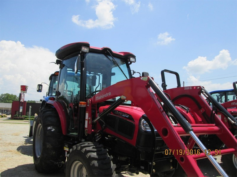 2015 Mahindra 3540 PST Tractor For Sale