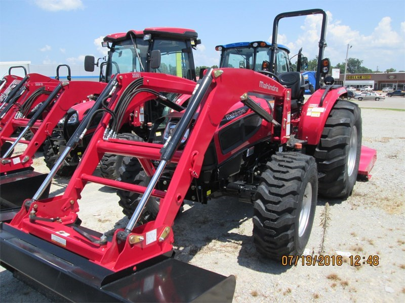 2016 Mahindra 3550 PST Tractor For Sale