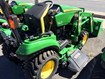 Tractor For Sale:  2011 John Deere 1023E , 23 HP