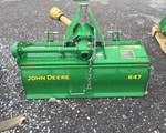 Rotary Tiller For Sale: 2014 John Deere 647
