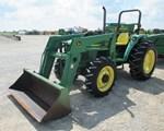 Tractor For Sale: 1998 John Deere 5510, 75 HP