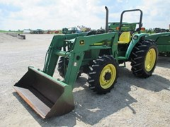 Tractor For Sale:  1998 John Deere 5510 , 75 HP