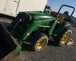 Tractor For Sale: 2002 John Deere 4610, 44 HP