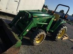 Tractor For Sale:  2002 John Deere 4610 , 44 HP