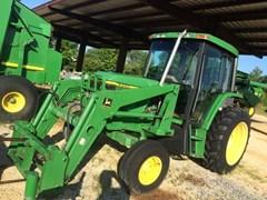 Tractor For Sale:  1998 John Deere 6400