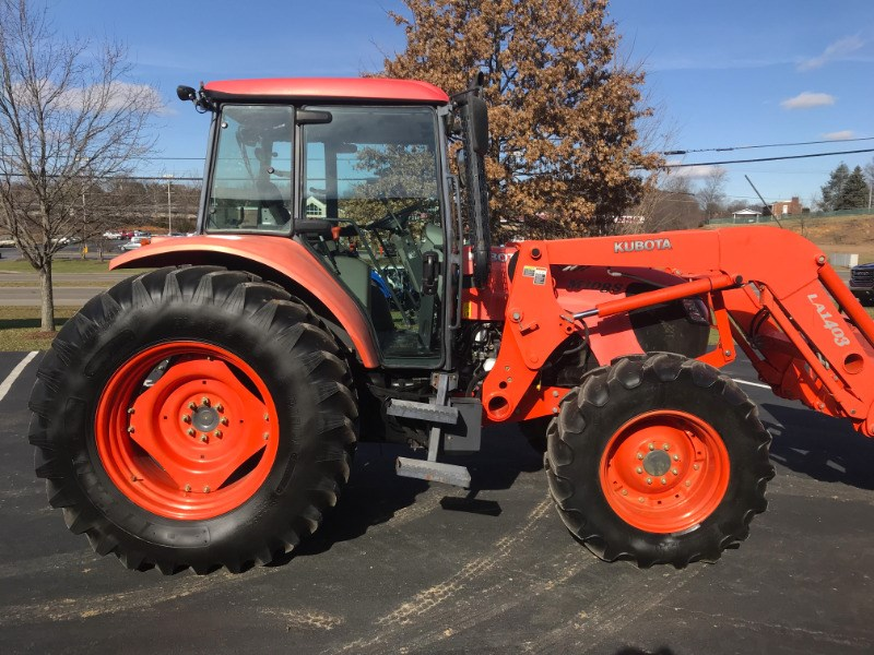 2008 Kubota M108S Tractor For Sale