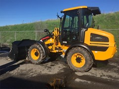 Wheel Loader For Sale 2015 JCB 409