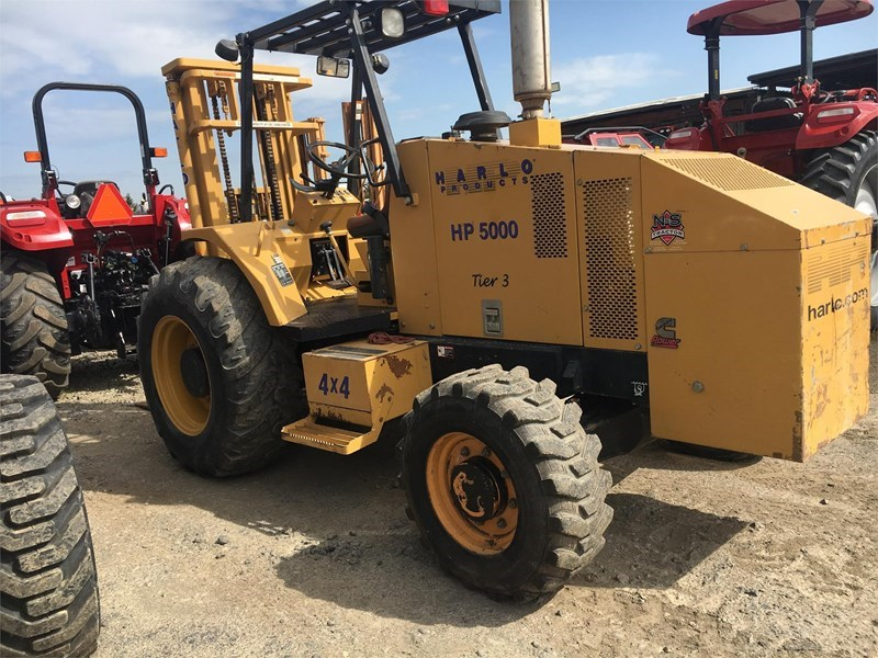 2014 Harlo HP5000 Lift Truck/Fork Lift-Industrial For Sale