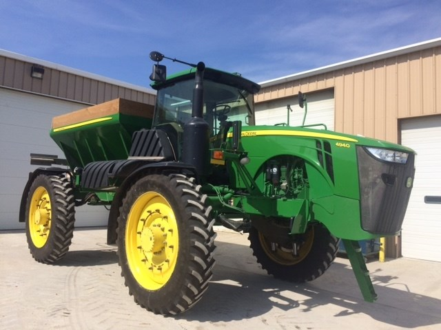 2012 John Deere 4940 Sprayer-Self Propelled For Sale